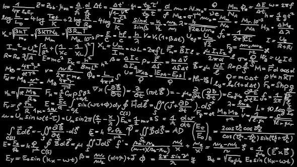 Thumbnail for Mathematical Formulas