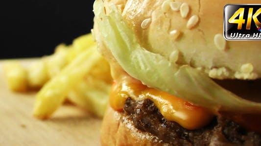Thumbnail for Delicious Hamburger 4