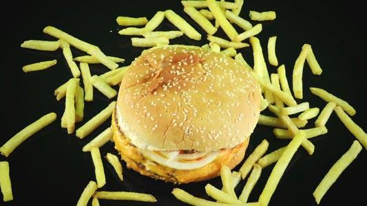 Thumbnail for Delicious Hamburger 7