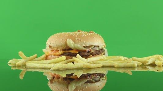 Thumbnail for Delicious Hamburger 8