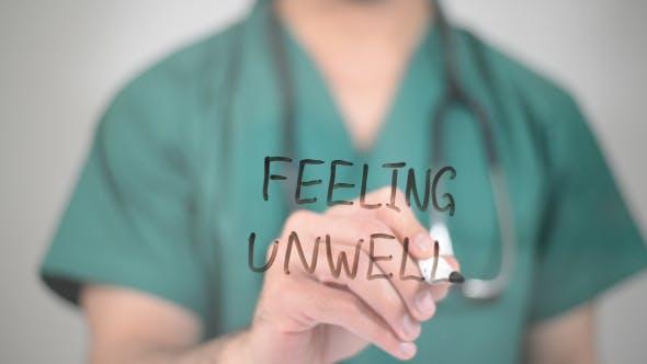 Feeling Unwell