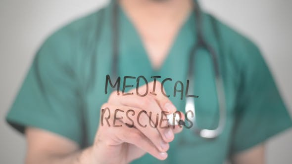 Cover Image for Medical Rescuers
