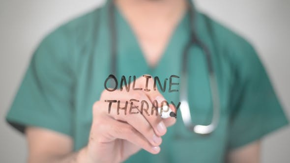 Thumbnail for Online Therapy
