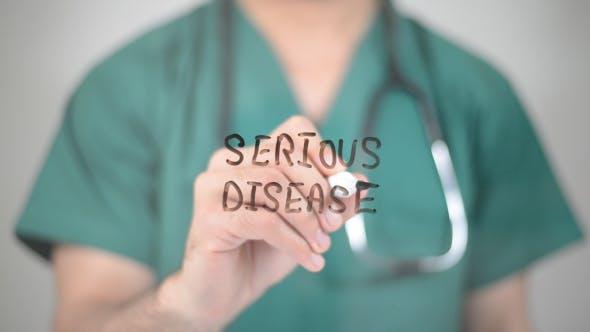Thumbnail for Schwere Krankheit