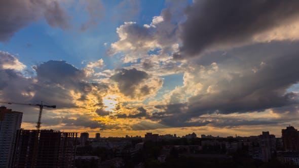 Thumbnail for City Sunset 14
