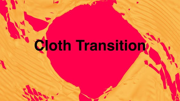 Cloth Transitions