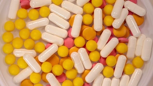 Thumbnail for Of Many Different Spinning Drugs