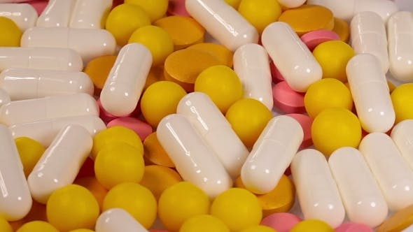 Thumbnail for Many Different Spinning Drugs
