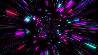 Neon Lights Animation