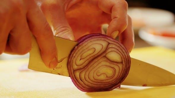 Thumbnail for Sliced Onion Rings