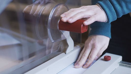Thumbnail for Paper Chopping Machine