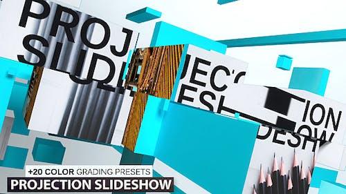 Projection Slideshow
