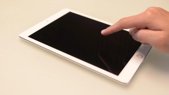 Thumbnail for Using Digital Tablet