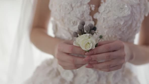 Thumbnail for Wedding Bouquet in the Hands of the Bride