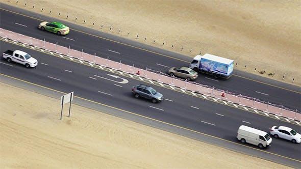 Thumbnail for Road in the Desert