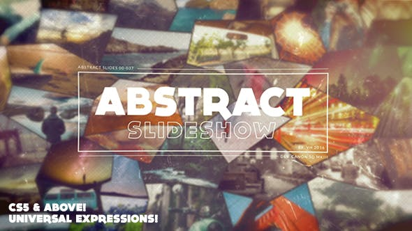Thumbnail for Abstract Slideshow