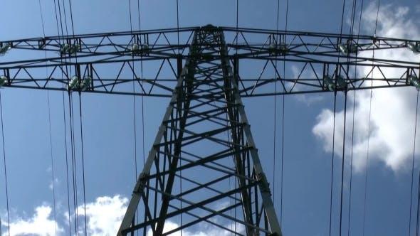 Thumbnail for Electricity Pylon - Power Lines -