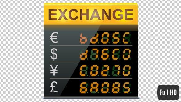 Thumbnail for Money Exchange Board