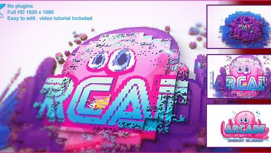 Thumbnail for Arcade Logo