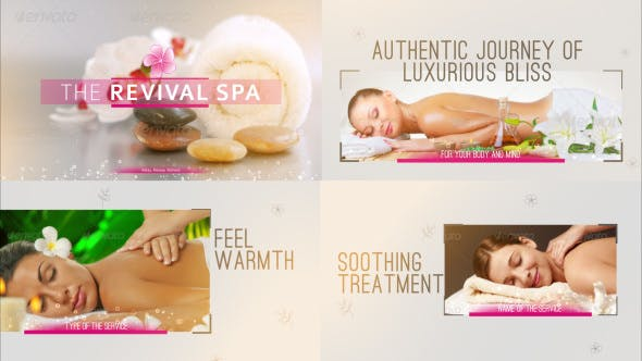 Thumbnail for Luxury Spa Showcase