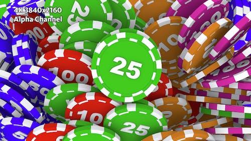Casino Chips Transition