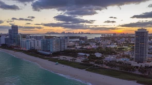 Thumbnail for Miami Hyperlapse