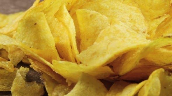 Thumbnail for Potato Chips Rotating