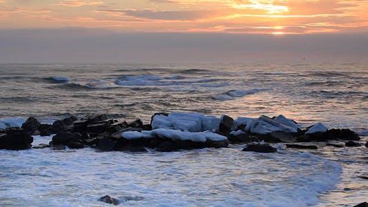 Thumbnail for Sunrise on the Seashore