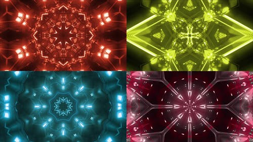 Abstract Loopable Backgrounds