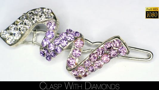 Cover Image for Clasp With Diamonds