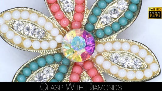 Thumbnail for Clasp With Diamonds 2