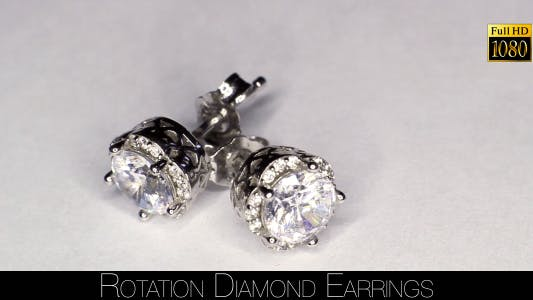 Thumbnail for Diamond Earrings 2