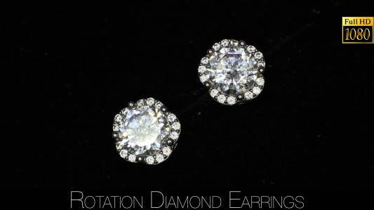 Cover Image for Diamond Earrings 3