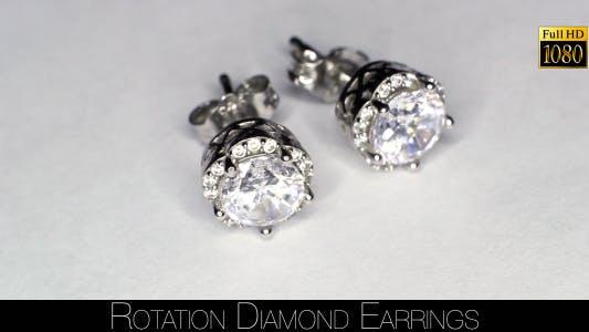 Thumbnail for Diamond Earrings 4