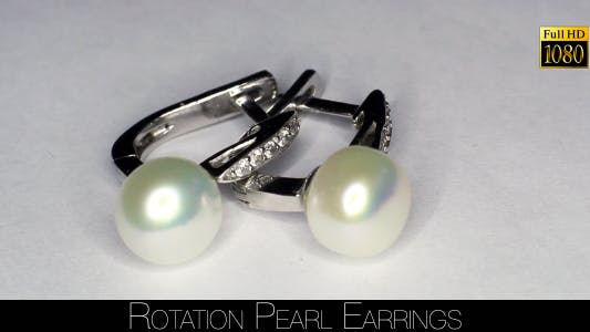Thumbnail for Pearl Earrings