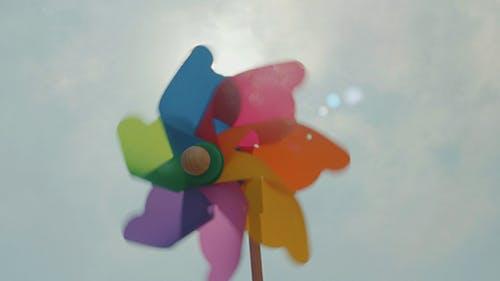 Träume und Windmühle