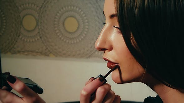 Thumbnail for The Girl Making Make Up