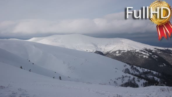 Thumbnail for Nature, Landscape, Winter Mountains View,