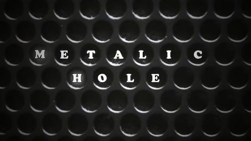 Metalic Hole