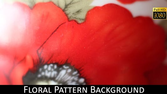 Thumbnail for Floral Pattern Background