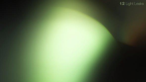 Thumbnail for Lens Flare Light Leaks