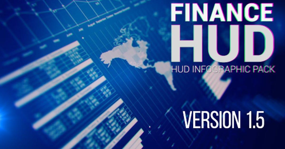 Download Finance HUD by Alex-Rosh
