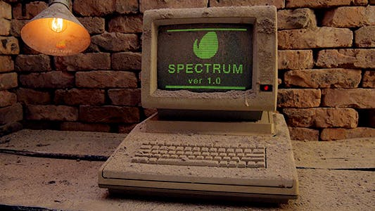 Spectrum - Old Computer Opener