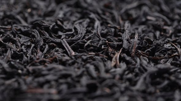 Thumbnail for Dried Tea Leaves As a Background