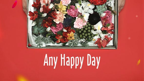 Thumbnail for Any Happy Day Opener