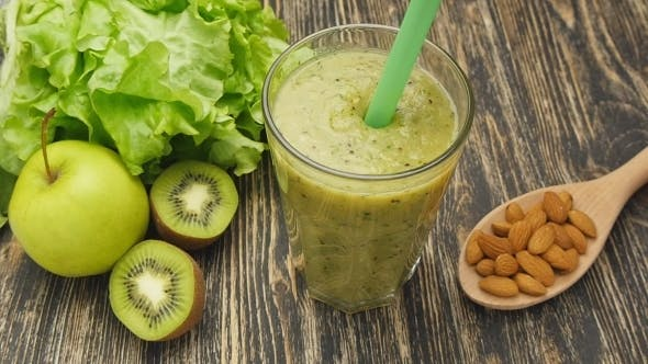 Thumbnail for Healthy Green Smoothie