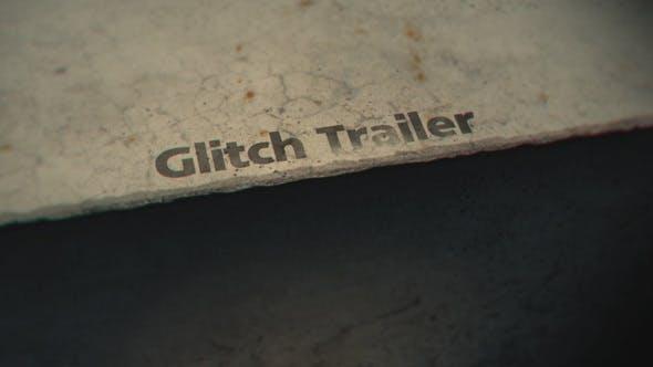 Thumbnail for Glitch Remorque 3