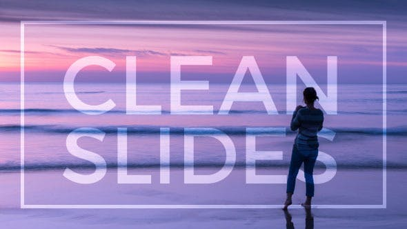 Cover Image for Clean Slides