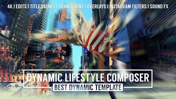 Thumbnail for Dynamic Lifestyle Composer - Mark II