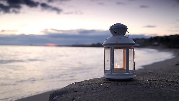 Thumbnail for Lantern on the Beach